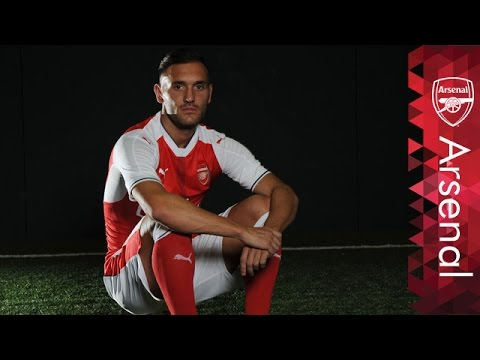 Lucas Perez Is A Gunner!