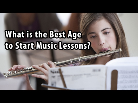 What is the Best Age to Start Music Lessons?