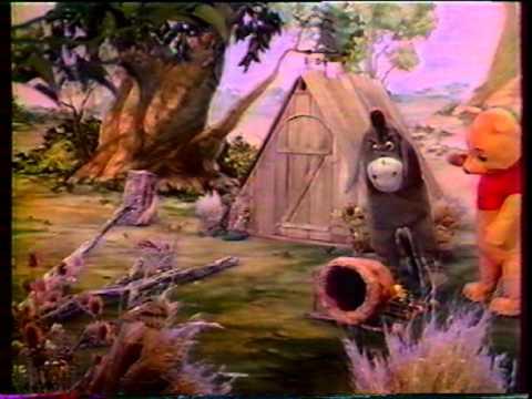 Winnie l'ourson - Bourriquet et l'orchestre - Vincent Perrot - Disney Channel