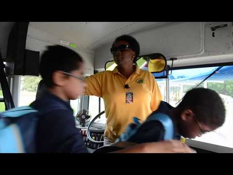 H-T VIDEO: Day in the Life of a Bus Driver