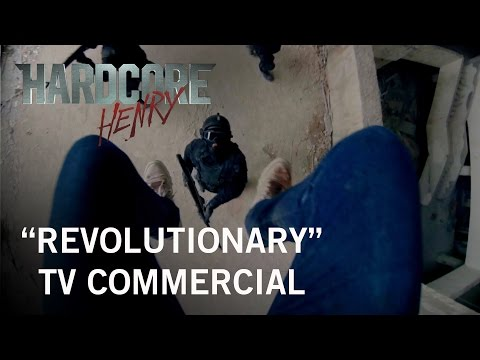 Hardcore Henry (TV Spot 'Think')