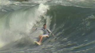 Josh Kerr Takes On The Newport Wedge