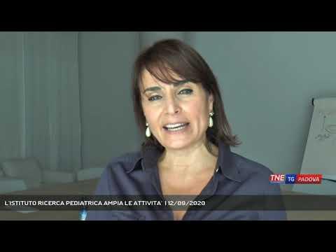 L'ISTITUTO RICERCA PEDIATRICA AMPIA LE ATTIVITA'  | 12/09/2020
