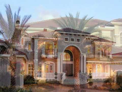 Fachadas de mansiones free video and related media for Mansiones modernas