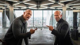 'Fast & Furious Presents: Hobbs & Shaw' Official Trailer #2 (2019) | Dwayne Johnson, Jason Statham