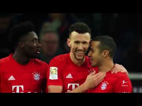 Last Minute Drama in Top Clash I Borussia Mnchengladbach vs FC Bayern Mnchen I 2 1 I Highlights