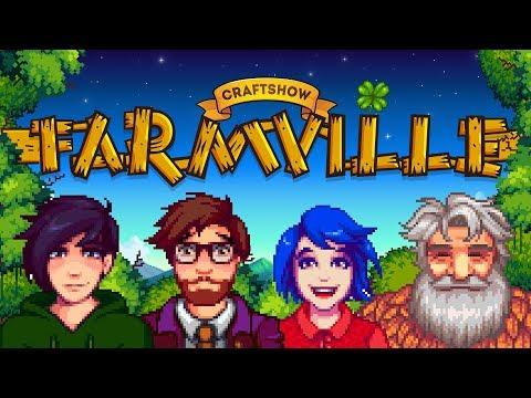 Фармвиль #5: Узелок завяжется... (Stardew Valley мультиплеер)