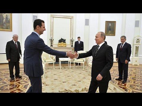 La Russie et l'Iran, les deux soutiens clefs de Bachar Al-Assad