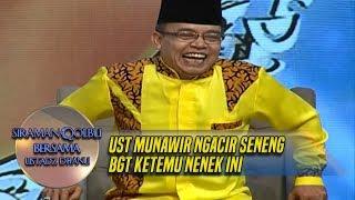 Video Ust Munawir Ngacir Seneng BGT Ketemu Nenek Ini - Siraman Qolbu (22/3) MP3, 3GP, MP4, WEBM, AVI, FLV Maret 2019