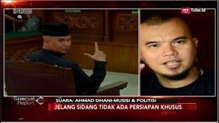 Video Minta Tuntutan Jangan Lebih Berat dari Ahok, Ini Kata Ahmad Dhani - Special Report 16/11 MP3, 3GP, MP4, WEBM, AVI, FLV Desember 2018