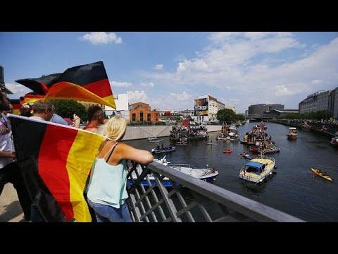 «Κόντρες» διαδηλώσεων στο Βερολίνο