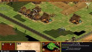 1v1 Arena | Chinese vs Aztecs | vs Edie