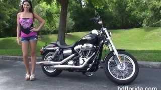 9. Used 2013 Harley Davidson Dyna Super Glide  Motorcycles for sale in Orlando, FL