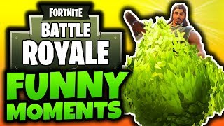 Fortnite Battle Royale: Funny Moments! -