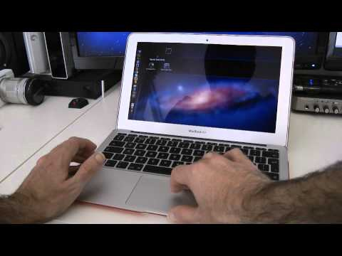 11 inch - Apple MacBook Air 2011 11-inch Core i5 Full Review. Buy your MacBook Air here http://amzn.to/AppleMBAir Useful Links Supplied by: http://www.apple.com/uk/ Sp...