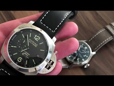 People LOVE these homage watches from Parnis - but why? (видео)