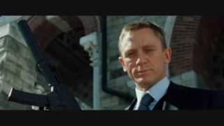 Kasabian - Club Foot Full Version (007 Casino Royale Music Video)