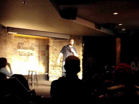 Comedian Doug Baird Live at Comedy Works