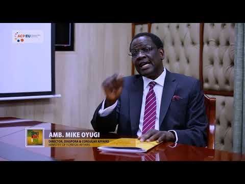 Contribution of the diaspora to Kenya's development