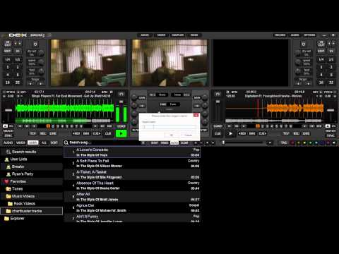 Introduction To PCDJ DEX 3 DJ Software – Quick Start Video
