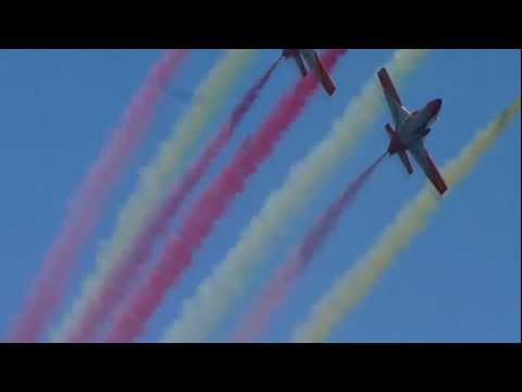 CASA C-101 Aviojet - Patrulla Aguila...