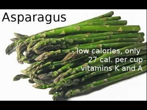 vegetables - http://www.diabetesmellituscure.org Top eight low carbohydrates, low calories vegetables for diabetes or diabetics.
