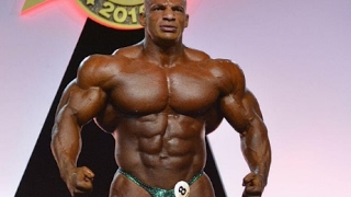 BIG RAMY CAN BE MR OLYMPIA ! Video
