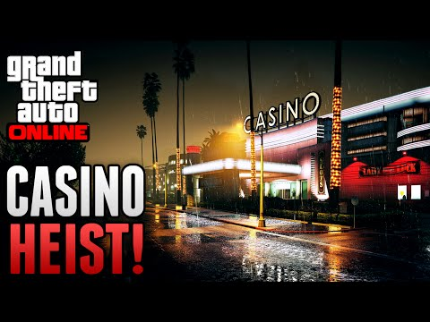 Gta v online casino heist indian law online gambling