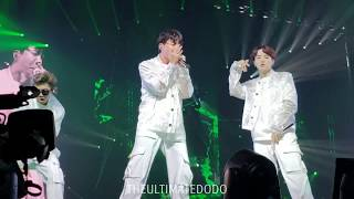 180923 Outro: Tear @ BTS 방탄소년단 Love Yourself Tour in Hamilton Fancam 직캠