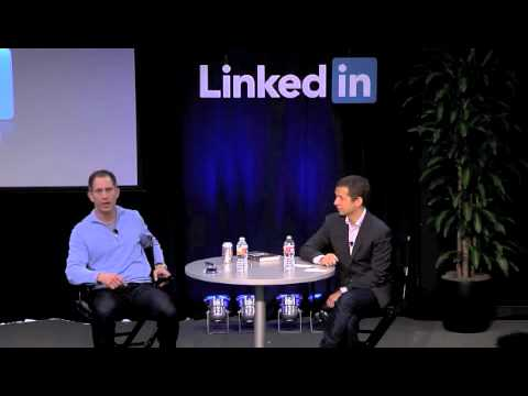 Apple Inc. - A clip from Adam Lashinsky's appearance at LinkedIn headquarters, the first stop on his publicity tour for