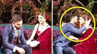Video Emotional Virat Kohli CRIES In Front Of Anushka Sharma Night Before Wedding. Watch What Anushka Does MP3, 3GP, MP4, WEBM, AVI, FLV April 2018