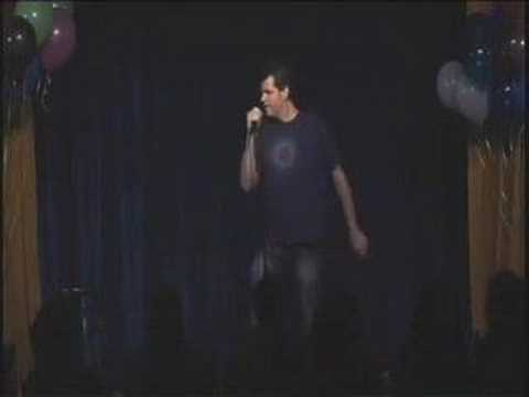Ian Bagg at the Comedy and Magic Club Pt 2