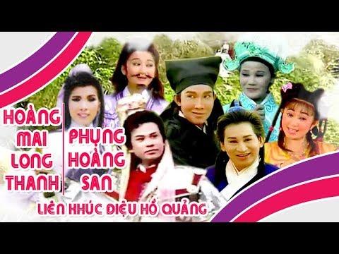 Liên khúc điệu hồ quảng HOÀNG MAI LONG THANH và PHỤNG HOÀNG SAN | Cải Lương Tôi Yêu - Thời lượng: 42 phút.