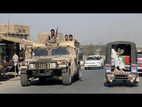 Αφγανιστάν: Προελαύνουν οι Ταλιμπάν στην Κουντούζ