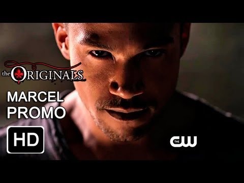The Originals Season 1 (Promo 'Marcel')