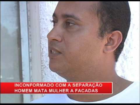 Mulher assassinada a facadas em Barra de Jangada