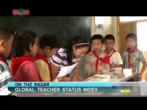 Global Teacher Status Index - China Report
