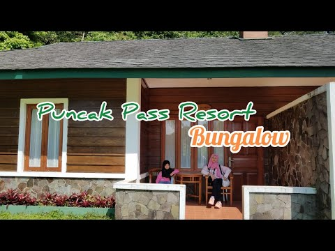 Puncak Pass Resort Bogor Bungalow