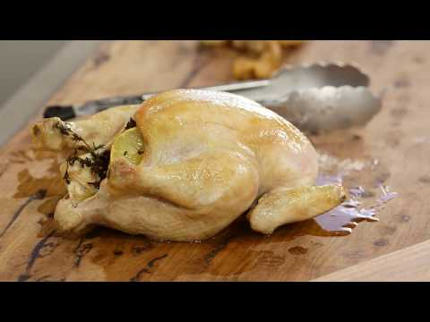 Chicken Wrapped in Muslin | Everyday Gourmet S7 E55