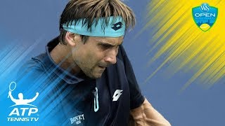 It was a day of upsets as the No. 1 seed Rafael Nadal & No. 3 seed Dominic Thiem fell in Cincinnati. Watch official ATP tennis...