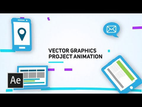 How To Create Explainer Videos With Vectors | After Effects Tutorial