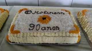 Comemoração dos 90 anos da Holiness na Liba