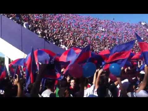 san lorenzo 3 boca 0 ENTRADA DE LA GLORIOSA,MIRALA QUE LINDA VIENE - La Gloriosa Butteler - San Lorenzo - Argentina - América del Sur