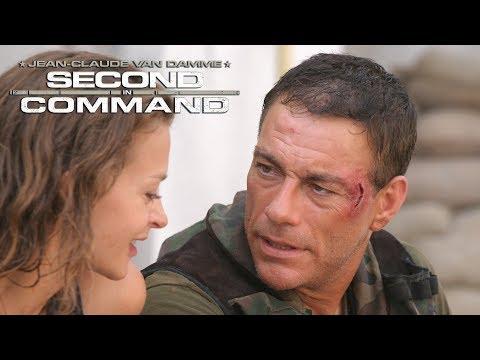 JCVD - Second in Command - Knife Fight Scene