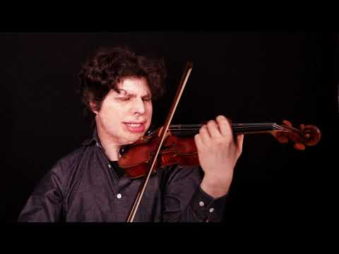 Augustin Hadelich plays The Red Violin Caprices by John Corigliano
