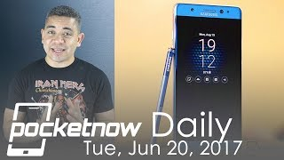 Samsung Galaxy Note 8 dates, OnePlus 5 launch & more - Pocketnow Daily