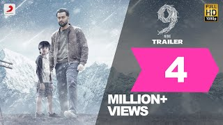 Nonton 9  Nine Official Trailer    Prithviraj Sukumaran  Mamta  Wamiqa    7 Feb 2019 Film Subtitle Indonesia Streaming Movie Download