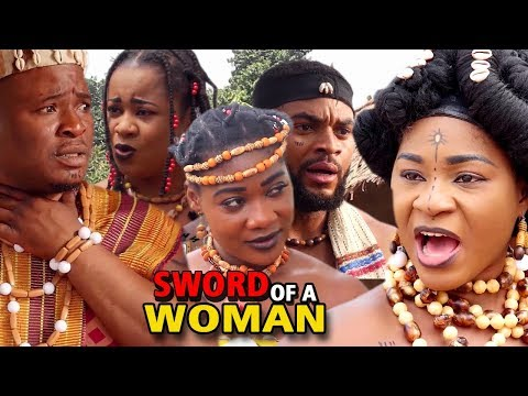 "New Hit Movie ""SWORD OF A WOMAN"" Season 3&4 - (Destiny Etiko) 2019 Latest Nollywood Epic Movie"