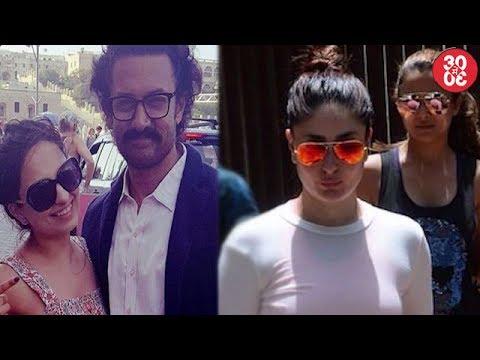 Aamir Khan Plays It Cool | Kareena Kapoor Goes The