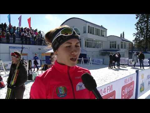 Дарья Виролайнен: «В Увате много снега – в Европу бы увезти»